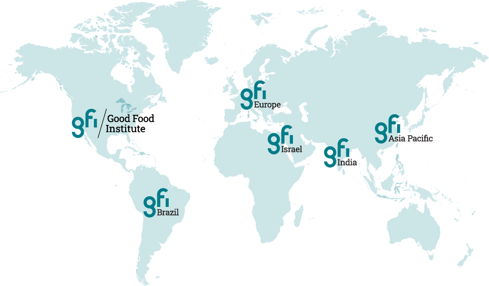 GFI Affiliate Map